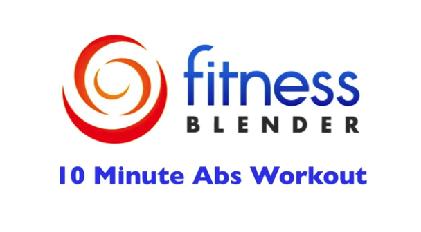 Powerful 10 Minute Routine To Blast Your Abdominals & Obliques