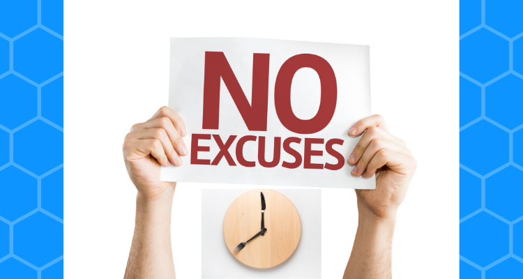 Why I Won't Accept Excuses Why You Can't Fast