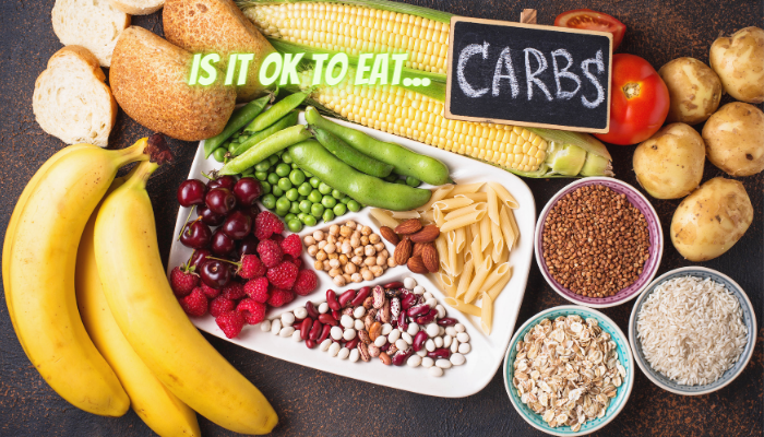 Is It OK To Eat Carbs?